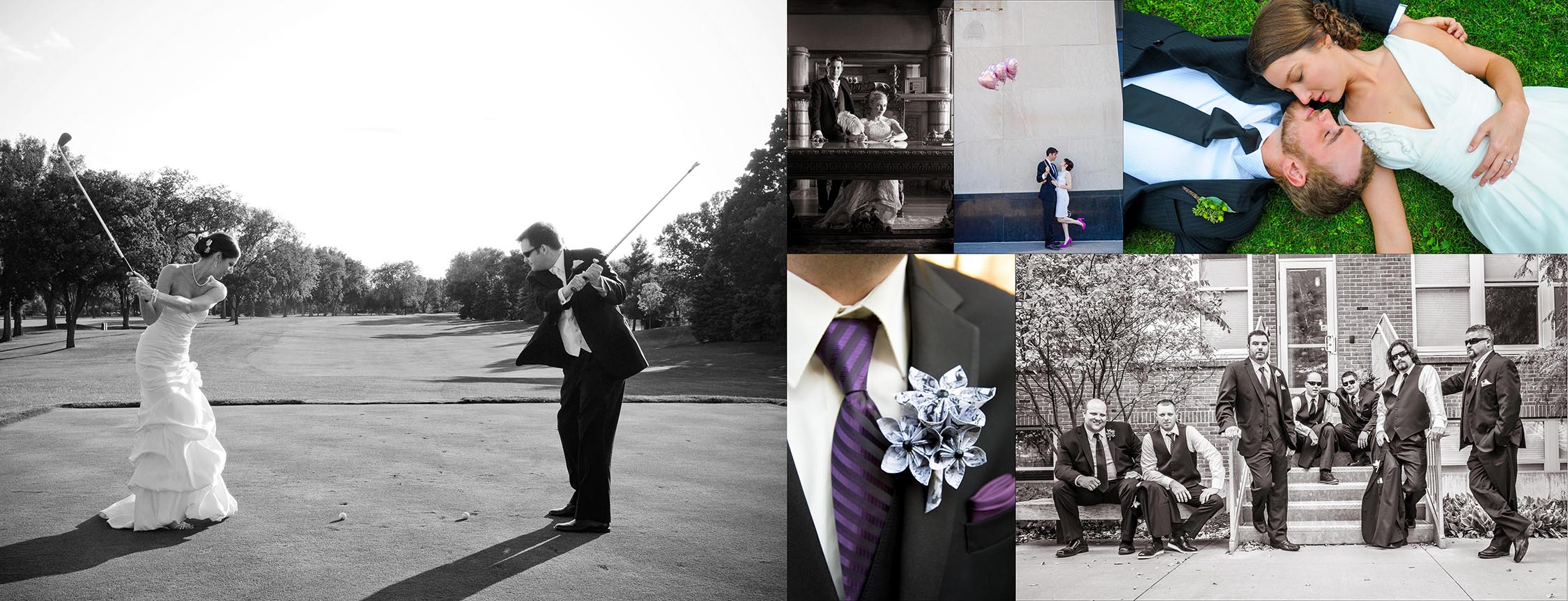 Best Country Club Wedding Photographers Minnesota