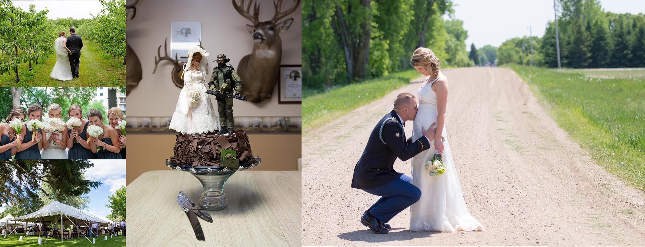 Best Military Wedding Photographers