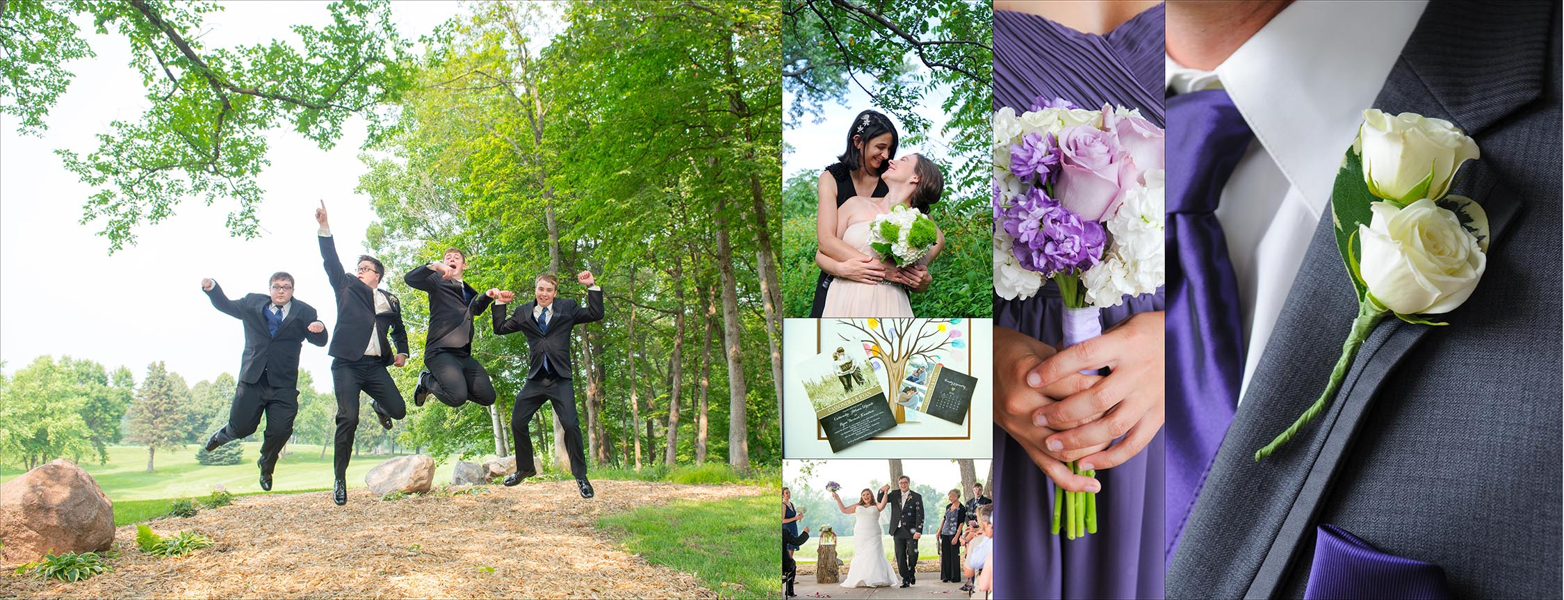 Best Minnesota outside Wedding Photographers