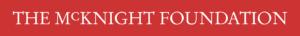 mcknight foundation art logo