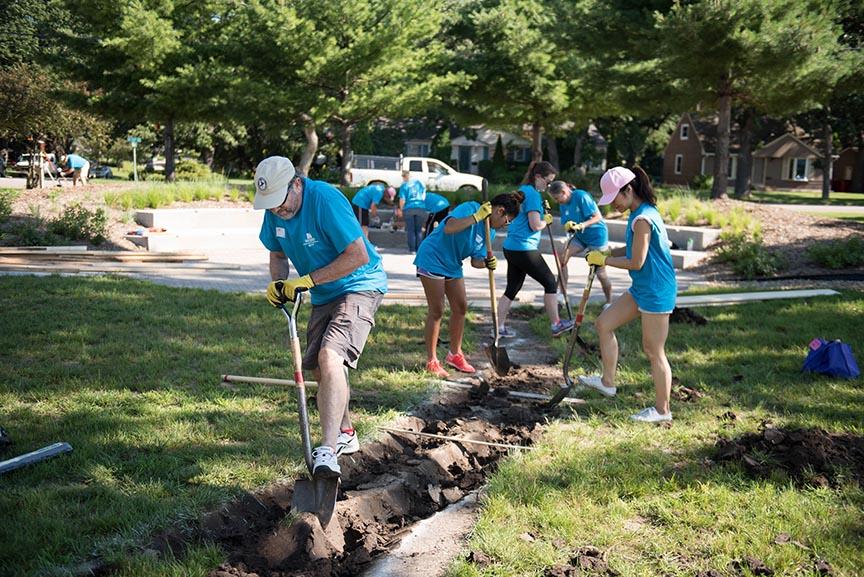 corporate event team building photography minnesota
