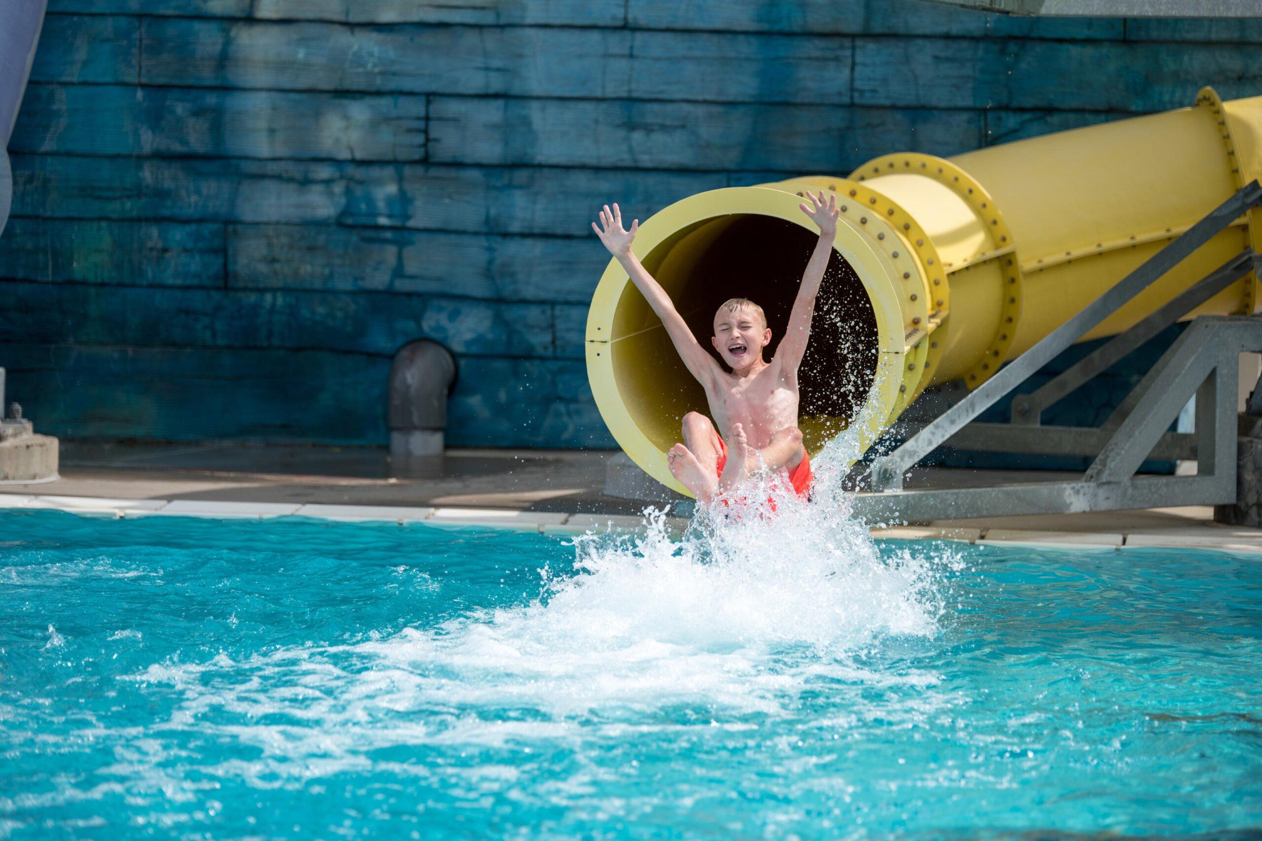 marketing photography minnesota editorial waterpark